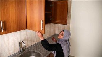 TİKA'nın Gazze'de inşa ettiği konutlar 320 aileyi sevindirdi