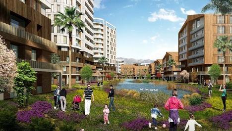 Sur Yapı'dan Antalya Kepez'e kentsel dönüşüm projesi!