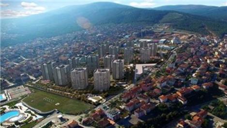 Bizimtepe Aydos'ta daire fiyatları 512 bin liradan başlıyor