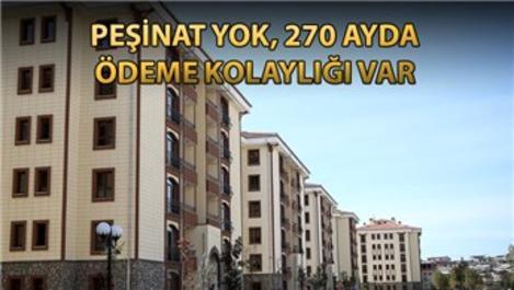 Sosyal Konut Projesi'nden 31 bin 841 aile faydalandı