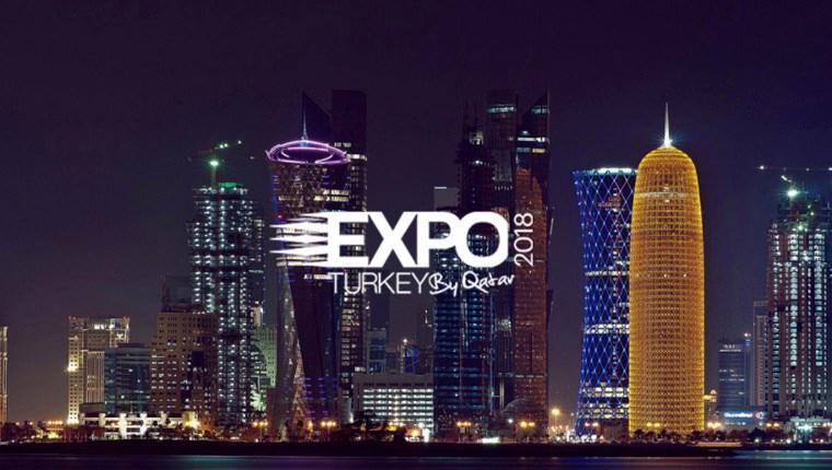 Expo Turkey By Qatar 2018 için geri sayım başladı!
