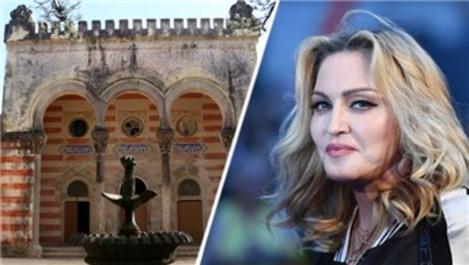 Madonna 3 asırlık ev aldı