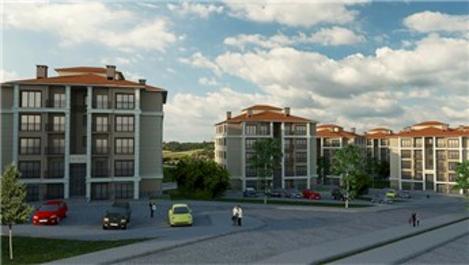 TOKİ Tunceli'de 344 konut yapacak!
