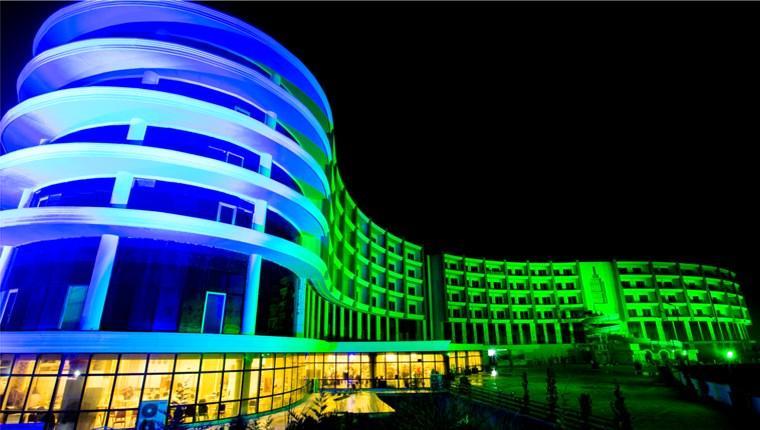 Yalova Termal Palace, 180 milyon dolarlık yatırımla açılıyor!