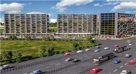Keleş İnşaat Airport projesinin temelleri atıldı