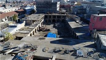 Gaziantep'teki tarihi Mecidiye Hanı restore edilecek