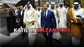 Dev firmalar, Expo Turkey by Qatar 2018'de yerini aldı!