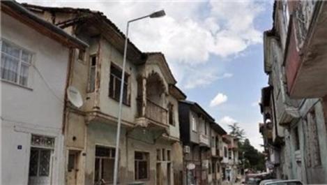Tokat Zile'de 3 bin 600 tarihi ev restore ediliyor