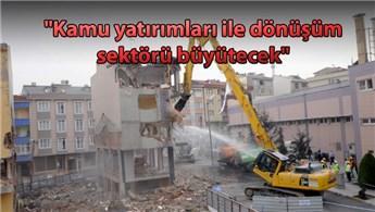 Mithat Yenigün'ün inşaat sektörüne yönelik öngörüleri!