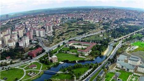 İstanbul Büyükşehir Belediyesi'nden, Kağıthane'de satılık arsa!