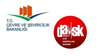 DASK, Çevre ve Şehircilik Bakanlığı ile protokol imzaladı