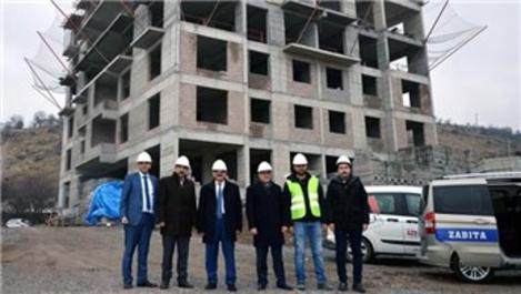 Hacılar'da kentsel dönüşüm çalışmalarında son durum!