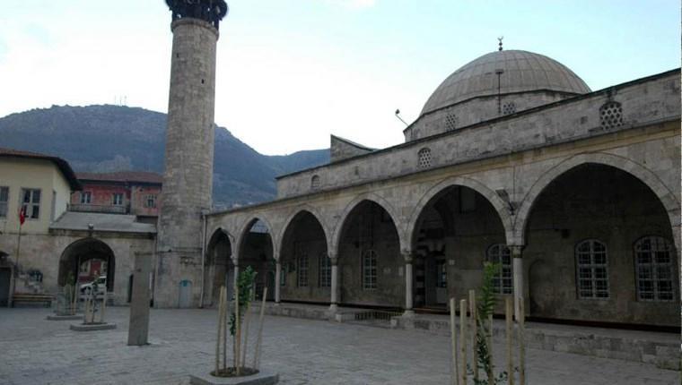 Anadolu'nun en eski camisi Habib-i Neccar restore ediliyor