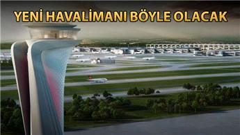 İGA, 3. Havalimanı'nı 3D animasyon film ile anlattı
