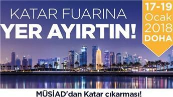 MÜSİAD, 2. Expo Turkey by Qatar'a hazırlanıyor