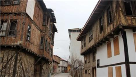 Taşköprü'de tarihi sokaklardaki 74 bina restore edilecek