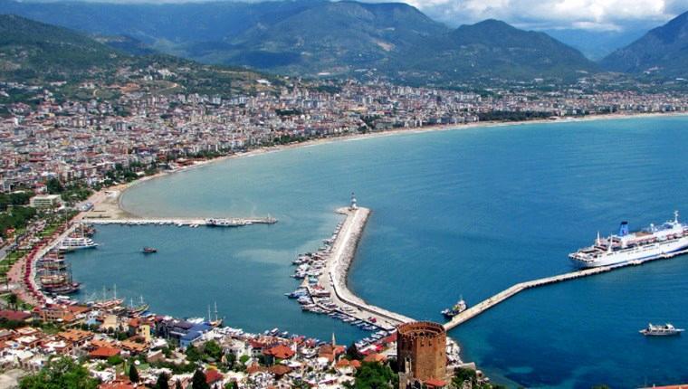 'Antalya'da inşaat sektörü 2018'den umutlu'