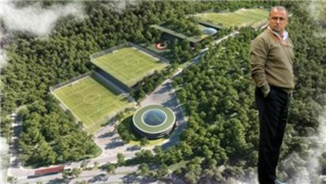 Galatasaray'ın Kemerburgaz projesine Terim imzası!