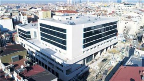 Yeni Taksim Hastanesi Nisan 2018'de açılıyor