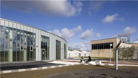Danimarka'da 5 yıldızlı hapishane yapıldı