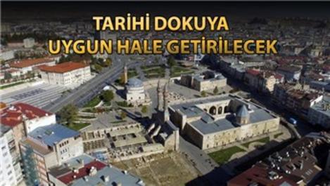 Sivas'ta dış cephe kaplamaları tek tip olacak