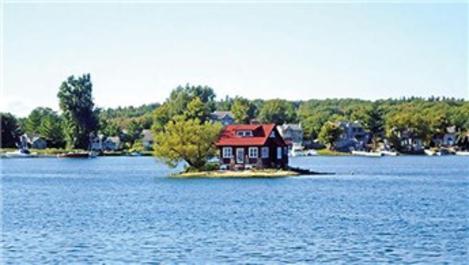 Dünyanın en küçük adası ABD'de!