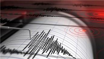 Çanakkale'de deprem!