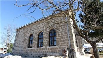 Tarihi Tepecik Cami'nin restorasyonu sona erdi