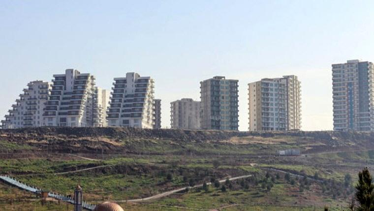Kırklar Dağı'ndaki konutların yıkımına başlandı