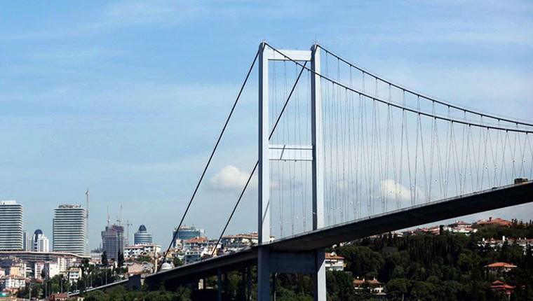 Köprü ve otoyolların geçiş ücretlerine yeni yıl zammı
