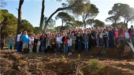 Limak, Antalya'da Limak Hatıra Ormanı'nı büyütüyor