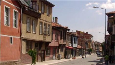 Afyonkarahisar'da eski evler restore ediliyor
