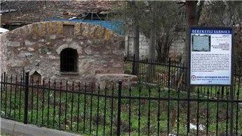 Osmanlı'dan kalan sarnıcı Büyükşehir restore etti