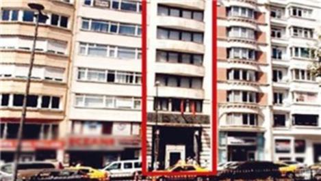İBB, Harbiye'deki Letafet Apartmanı'nı sattı