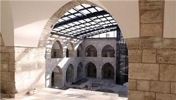 Sivas'taki Behram Paşa Hanı butik otel oluyor