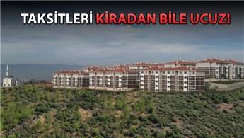 TOKİ, Kırşehir'de 104 bin liraya konut satacak