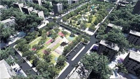Diyarbakır'ın ilk Tema Park'ı haziranda açılıyor