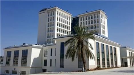 Kayı İnşaat, Cezayir'deki Constantine Otel'i teslim etti