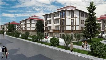 TOKİ Çorum'da 717 konutluk mahalle inşa ediyor!