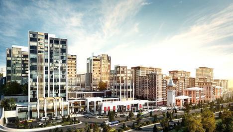 Piyalepaşa İstanbul'da daire fiyatları 832 bin liradan başlıyor