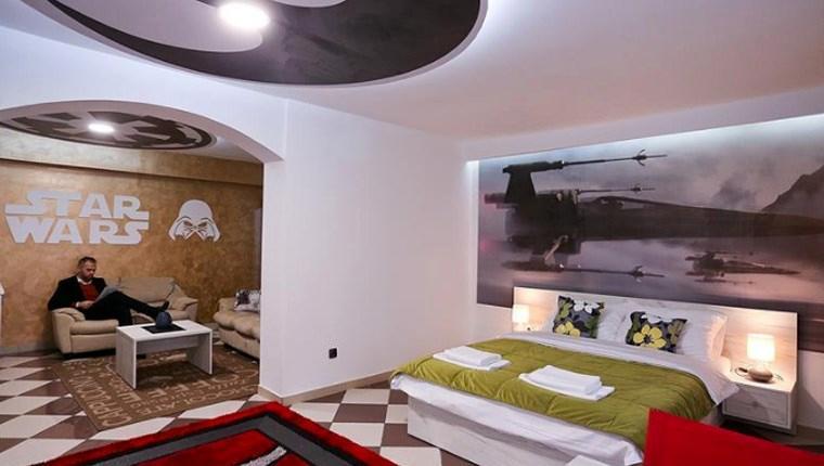 Oscarlı fimler Saraybosna'daki butik otele taşındı