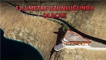 Tortum Gölü Fiyortpark için sözleşme imzalandı