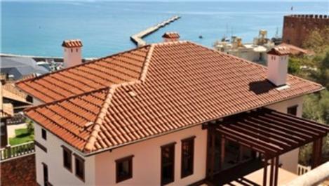Genç çatı ustaları 'en iyi çatı' için yarışacak