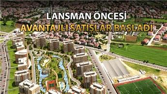 Bizim Evler Güzelce'de 440 bin TL'ye 2+1 daire!