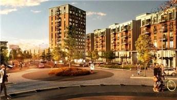 Sinpaş Finans Şehir'de daire fiyatları 475 bin liradan başlıyor