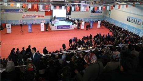 Aksaray'da 377 konuta 7 bin başvuru yapıldı!