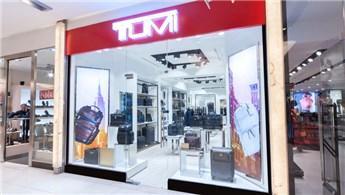 TUMI, ikinci mağazasını Akmerkez'de açtı