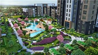 Ebruli Ispartakule'de daire fiyatları 446 bin TL'den başlıyor
