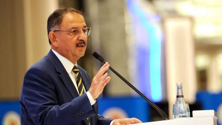 Bakan Özhaseki, Kayseri'nin ulaşım projelerini değerlendirdi