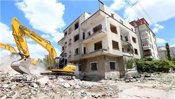 Risk taşımayan binalar yıkılamayacak!